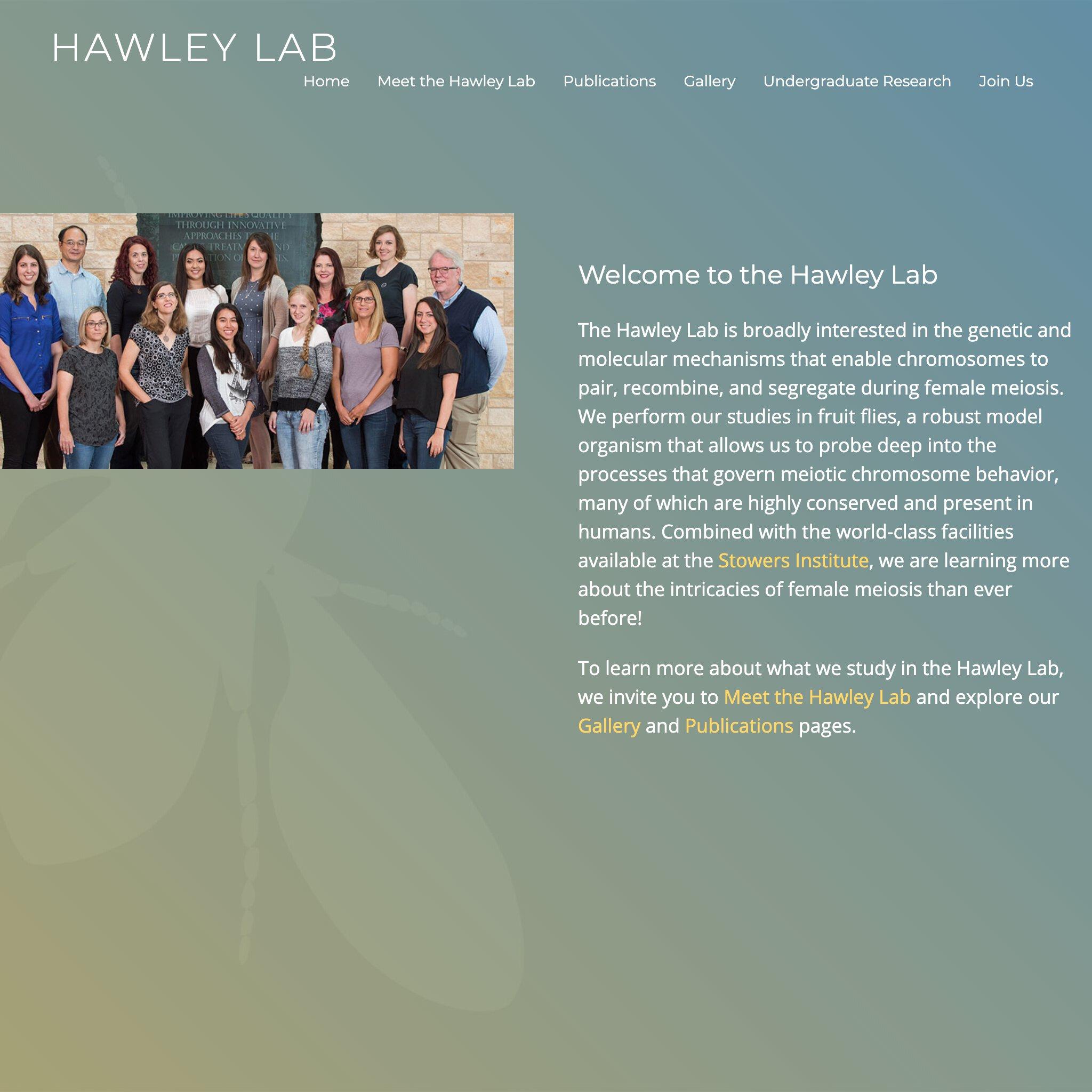 Hawley lab