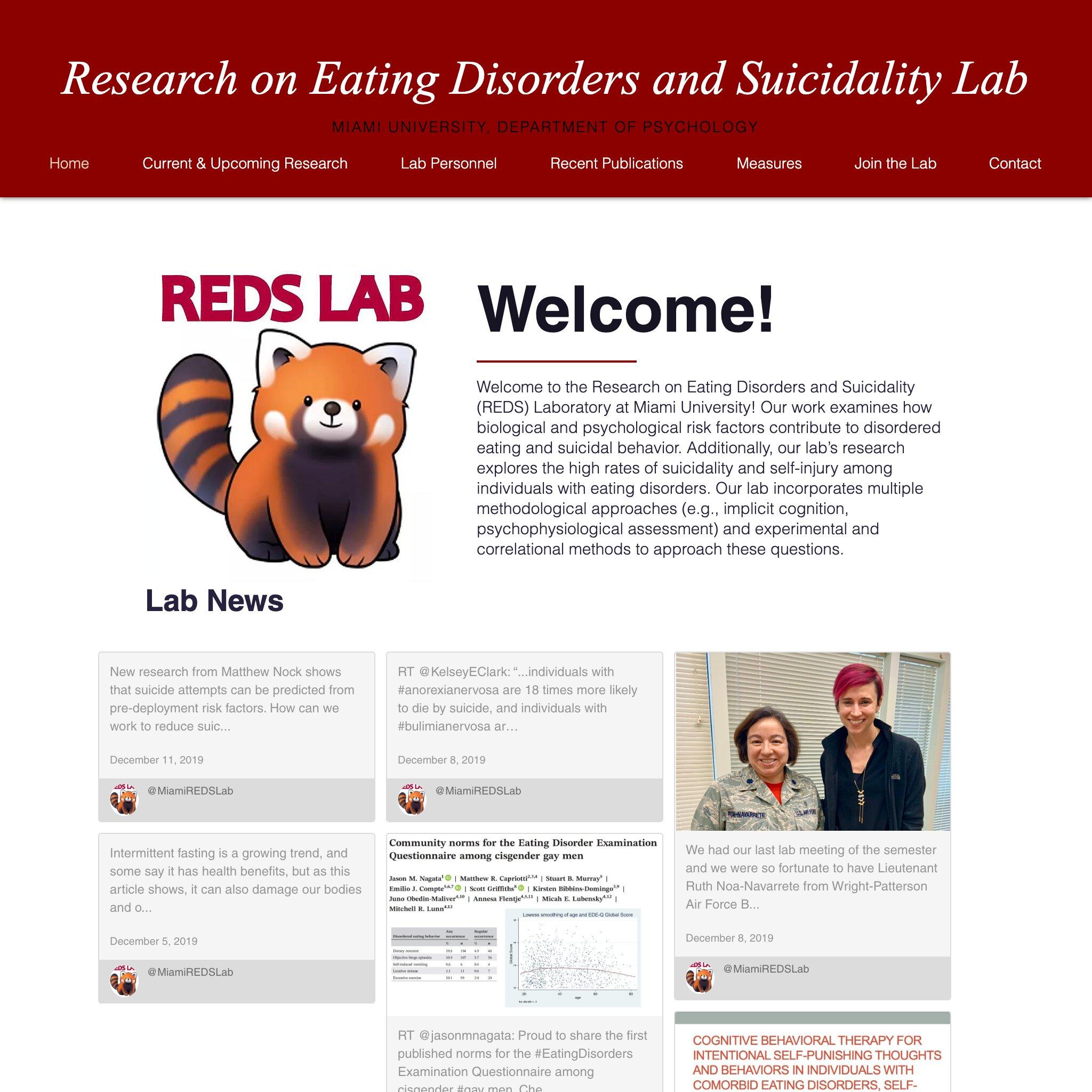 Reds lab