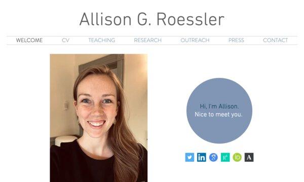 Allison roessler