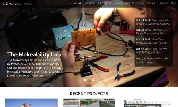 Makeability lab